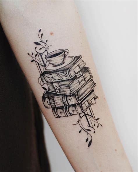 awe inspiring book tattoos  literature lovers kickass