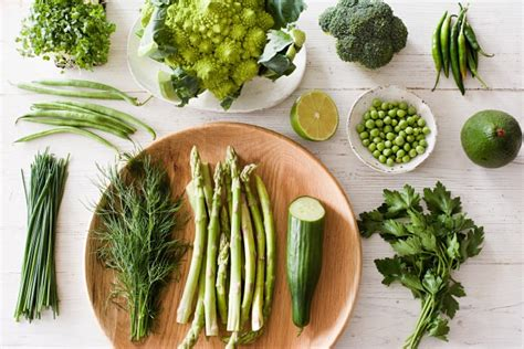 Best Detoxing Green Vegetables by 10 Healthiest Green Foods To Add To Your Diet Now Chatelaine