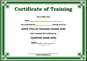 simple certificate template simple certificate template sle templates