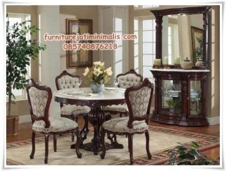 meja makan jati completa dining room victorian fine