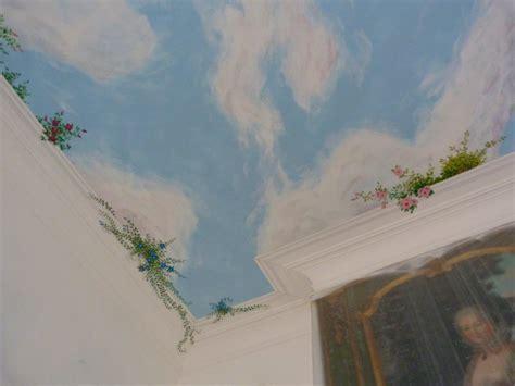 Fresque Plafond by Fresque Plafond D 233 Tails Le Haut Sup 233 Rieur De La Corniche