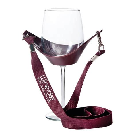 wine holder wine glass holder necklace wine gift centre