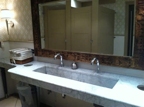 large trough bathroom sink extra wide undermount bathroom sink for large areas bath