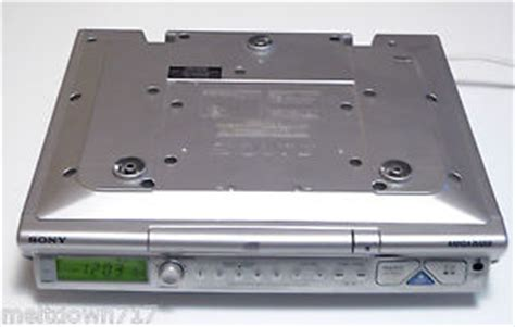sony icf cd543rm kitchen counter cabinet cd player