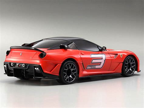 Mini Z Ferrari 599 by Kyosho Mini Z Mr 03s2 Ferrari 599xx Red No 3 Rs Ready Set