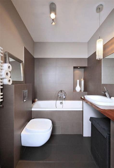 Badezimmer Modernes Design 2682 by Salle De Bain Contemporaine Id 233 Es Tendances Et Photos