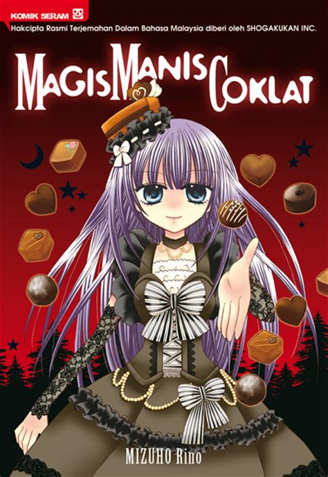 Coklat Manis gempakstarz graphic novel magis manis coklat story by rino mizuho comics by rino mizuho