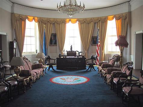 inside the oval office meiguo land