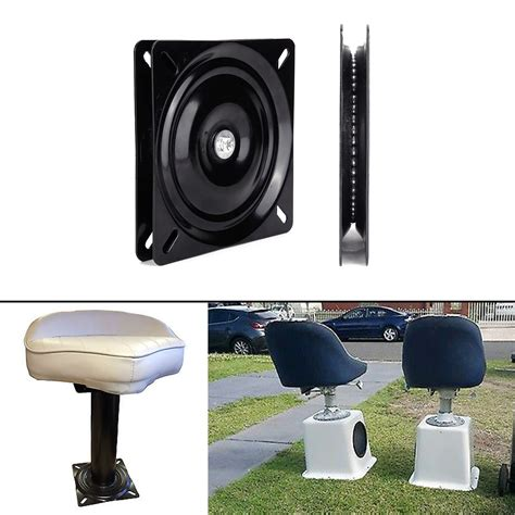 heavy duty fishing boat seats heavy duty 360 degree boat seat swivel mount base fishing