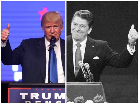 ronald reagan donald trump emanating reagan the president takes control of the