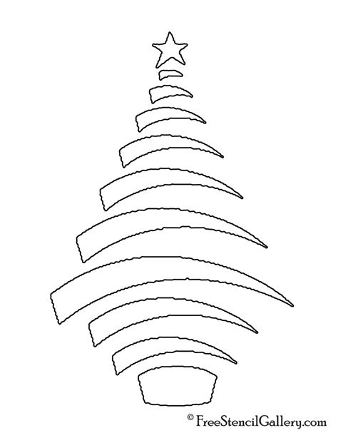christmas tree stencil printable search results for stencil trees calendar 2015