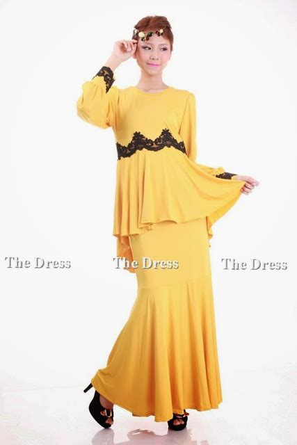 Longdress Najwa 01 by Nur Najwa Wardrobe July 2013