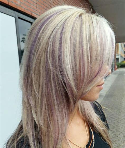 highlights underneath hair best 25 purple highlights underneath ideas on pinterest