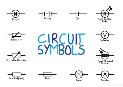excellent circuit symbol for cell gallery the best
