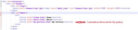 membuat web statis dengan html membuat website statis dengan css dan html