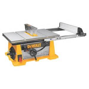 Dewalt Compact Table Saw Dewalt Dw744r Factory Reconditioned Dw744 13 Amp 10 Inch