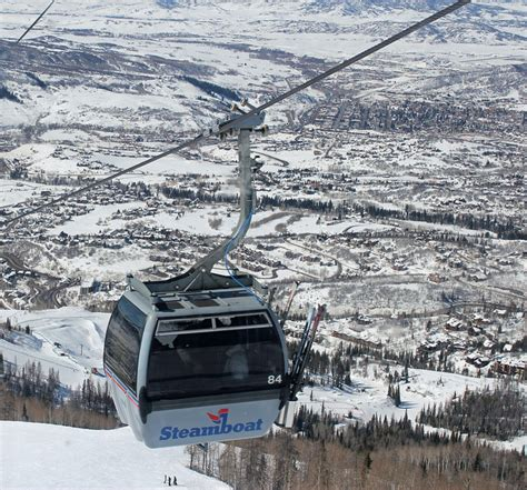 steamboat gondola reviews of kid friendly attraction steamboat gondola