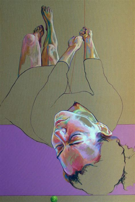 painting in paintings by cristina troufa everythingwithatwist
