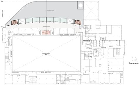 o2 london floor plan banquetting extension intercontinental hotel o2