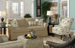Slipcover Outlet Paula Deen By Craftmaster Living Room Sofa P928550bd
