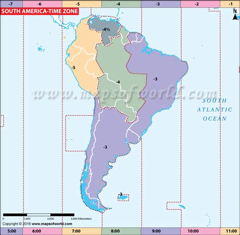 time zone map of the usa south america time zone map current local time in south