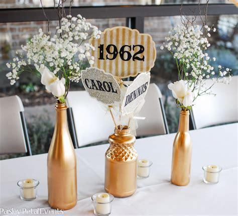 50th Wedding Anniversary Decorations   Romantic Decoration
