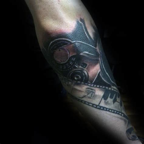 tattoo design equipment 80 camera tattoo designs for men photography ink ideas