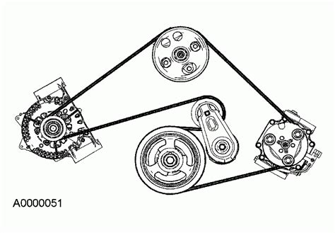 how to put a belt on a 2007 maybach 57 how do i put a new serpentine belt on my 2005 ford five hundred intended for 2006 ford 500