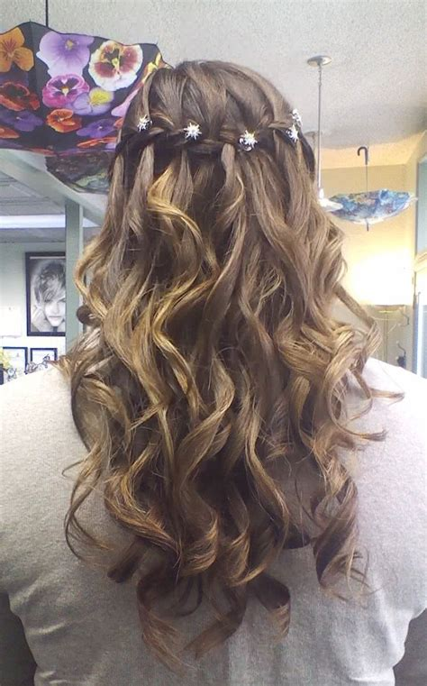 Cute Hairstyles For A Dance | cute hair styles for 8th grade dance google search