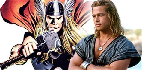film thor brad pitt brad pitt as thor calm like a bang