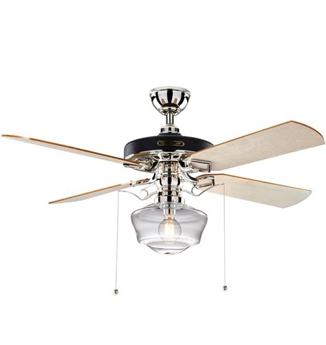 clear crystal ball chrome universal ceiling fan light kit heron ceiling fan with light kit polished nickel maple