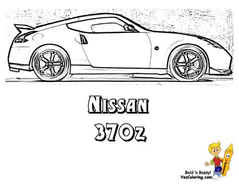 nissan cars coloring pages nissan coloring pages coloring free coloring pages of nissan skyline gtr r34