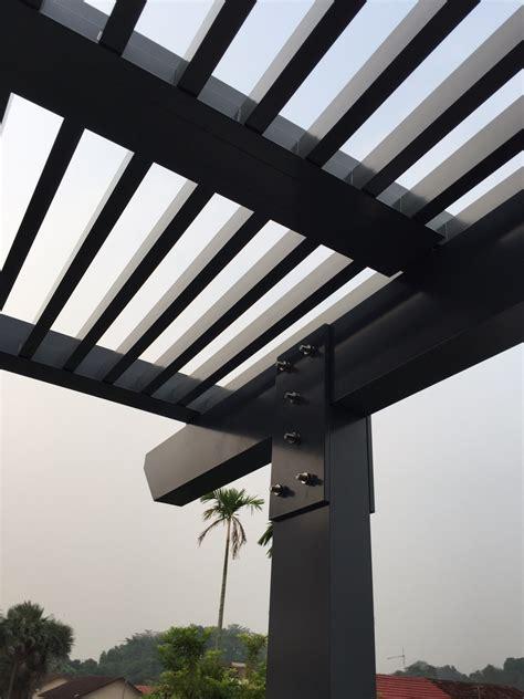 trellis with roof aluminium trellis and polycarbonate roofing spacedor