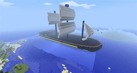 big boat minecraft project - Big Boat In Minecraft