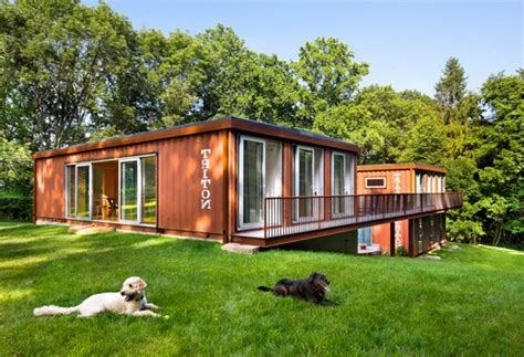 Prefab 3 Shipping Container Homes Designs
