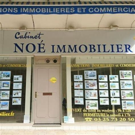 Cabinet Noe Immobilier by No 233 Immobilier Agence Immobili 232 Re 11 Rue Colbert 10000