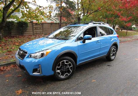 2016 hyper blue subaru crosstrek 2016 hyperblue color subaru crosstrek with new for 2016
