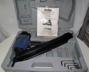 central pneumatic 28 degree framing nailer item 93760 ebay