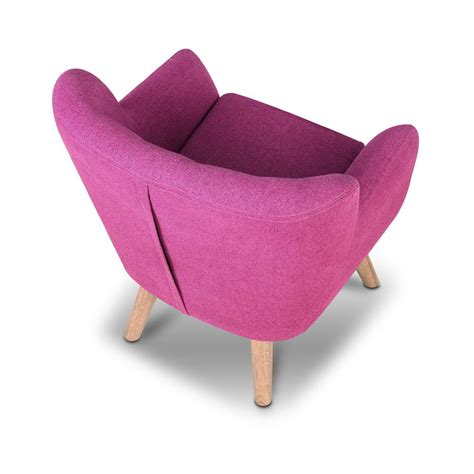 kids pink armchair kids fabric armchair pink homeware collective