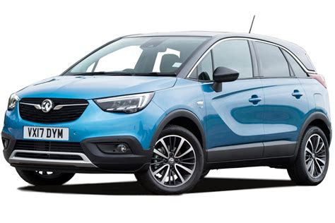 opel cars uk vauxhall crossland x suv reliability safety carbuyer