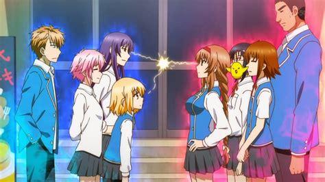 d frag winter 2014 anime season part 2 techno logic