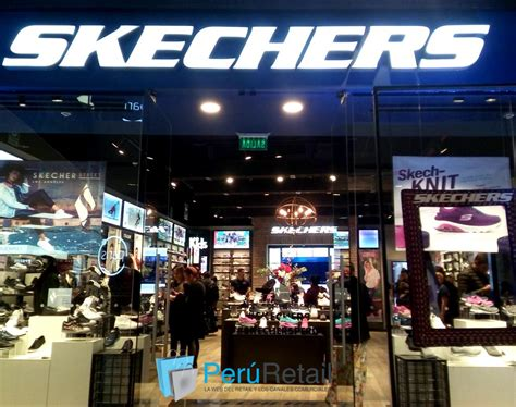 Skechers Mall by Skechers Inaugur 243 Oficialmente Una Exclusiva Tienda En