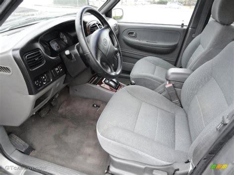 2000 Kia Sportage Interior Gray Interior 2001 Kia Sportage 4x4 Photo 41466462