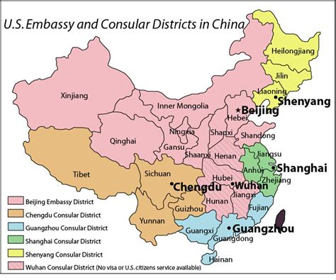 map of us embassy in beijing new players on the world stage provinces and