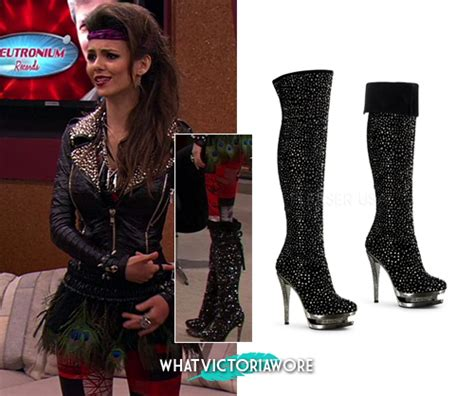 justice high heels justice as in the episode