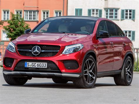 drive report mercedes benz gle  amg matic coupe