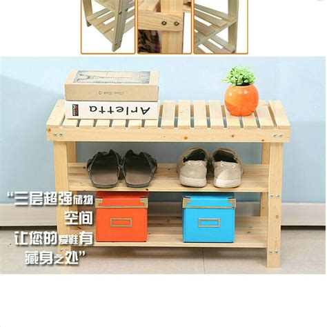 living room shoe storage 100x29x46cm 100 solid wood shoe rack storage simple