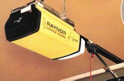 raynor r130 opener manual garage door zone support manuals