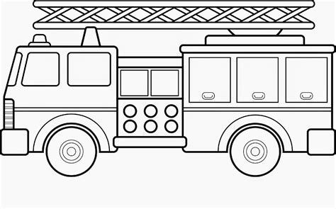 firetruck 25 transportation printable coloring pages 25 fire truck coloring pages coloringstar