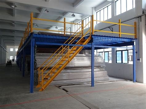 Industrial Rack Systems by Mezzanine Industrial Racking Systems